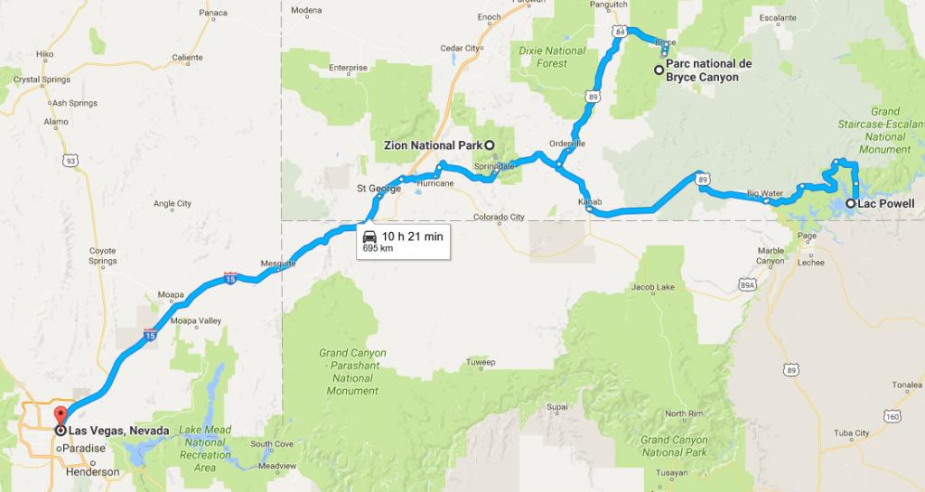 lac-powell-bryce-canyon-zion-las-vegas