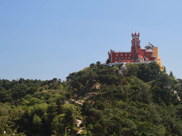 Chateaux de Sintra
