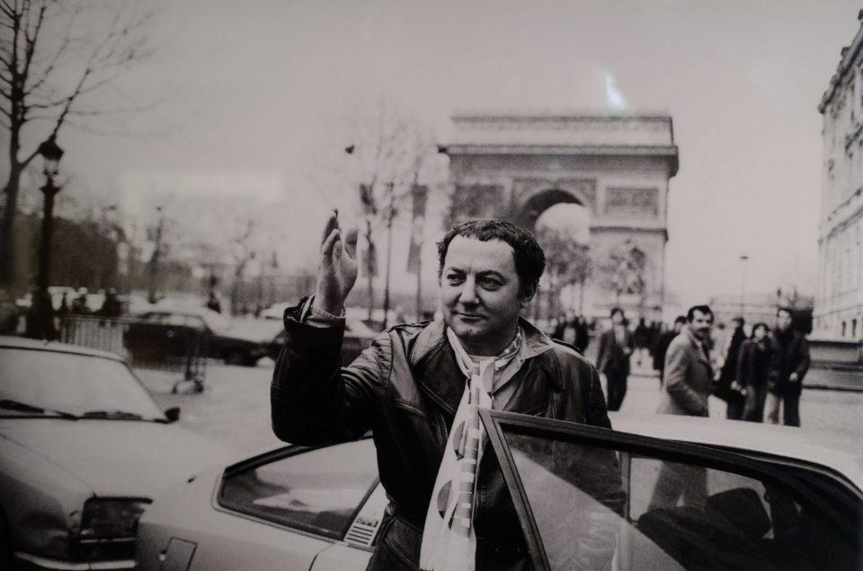 Coluche l'expo à l'Hotel de Ville de Paris – 2016