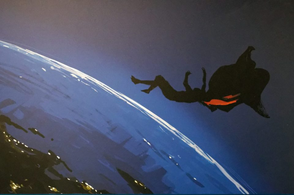 Expo l'Art de DC – L'aube des super héros