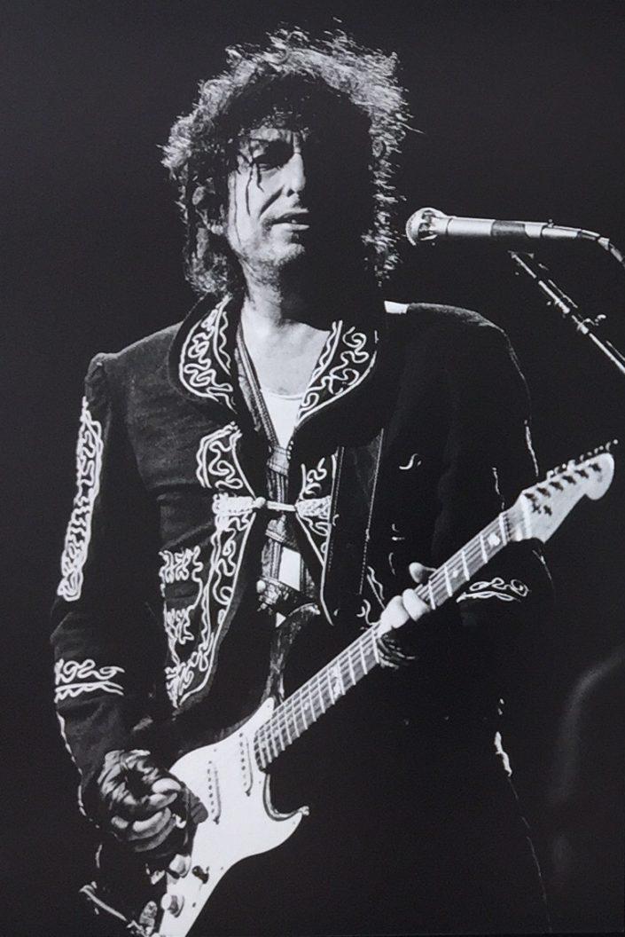 Bob Dylan - Photo P.Hamon