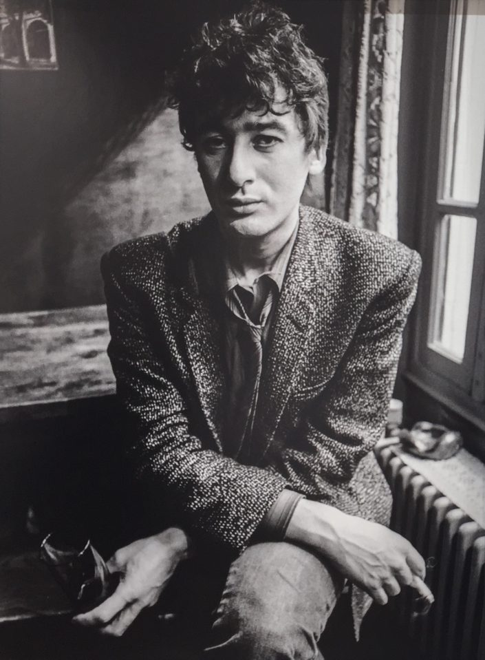 Bashung - Photo P.Hamon