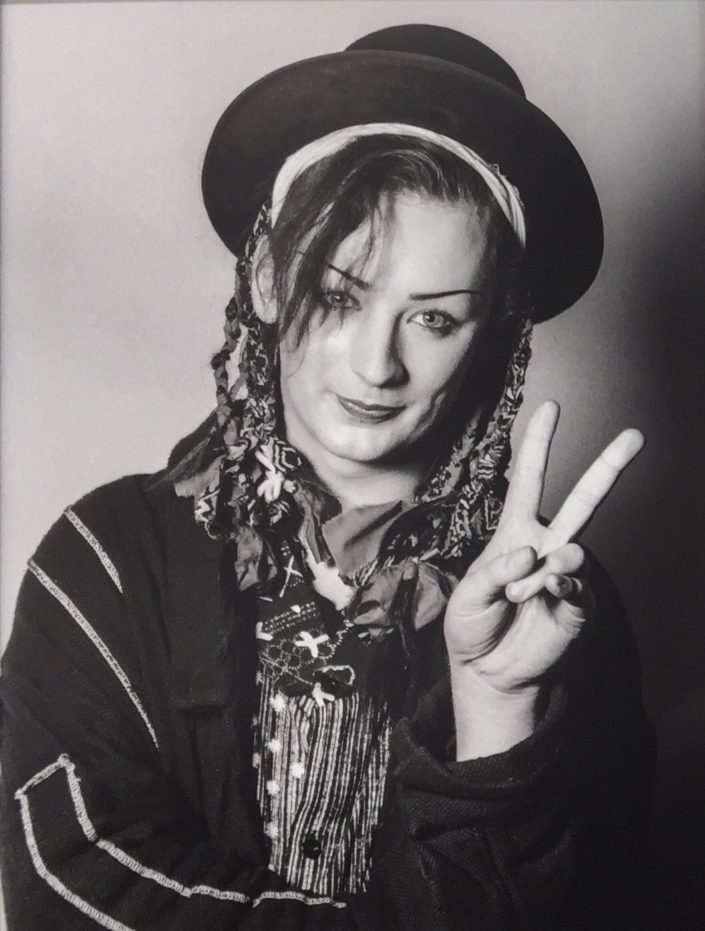 Boy George - Photo P.Hamon