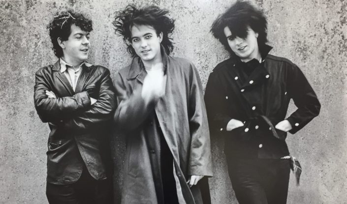The Cure- Photo P.Hamon