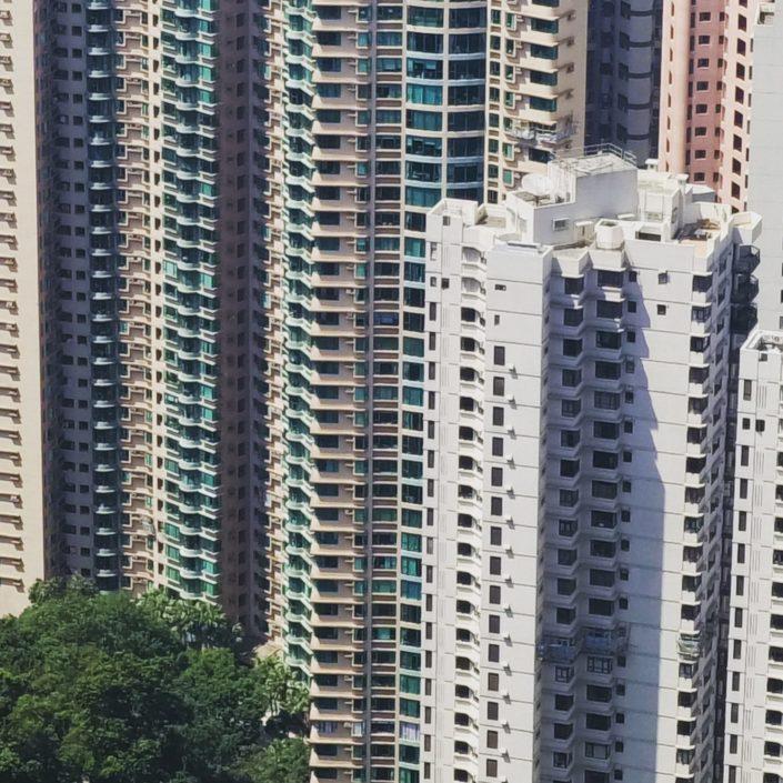 Buildings Hong Kong Victoria Peak