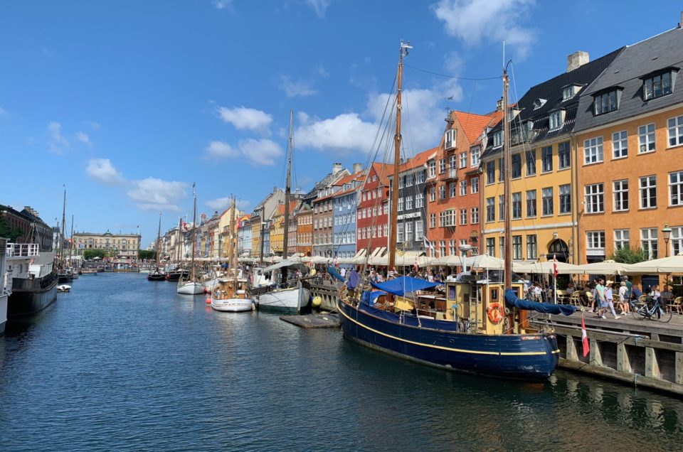 Copenhague, short break en été