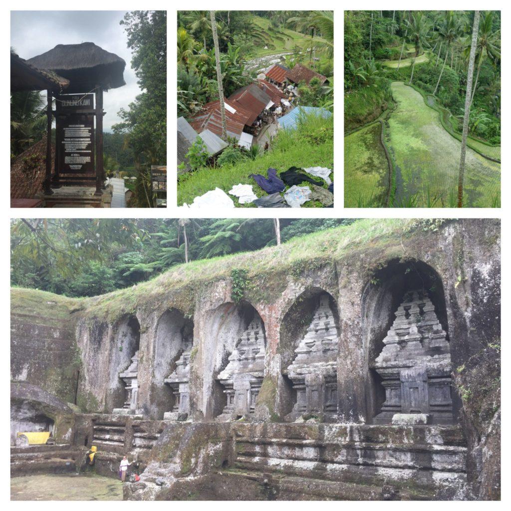 temple taillé dans la roche