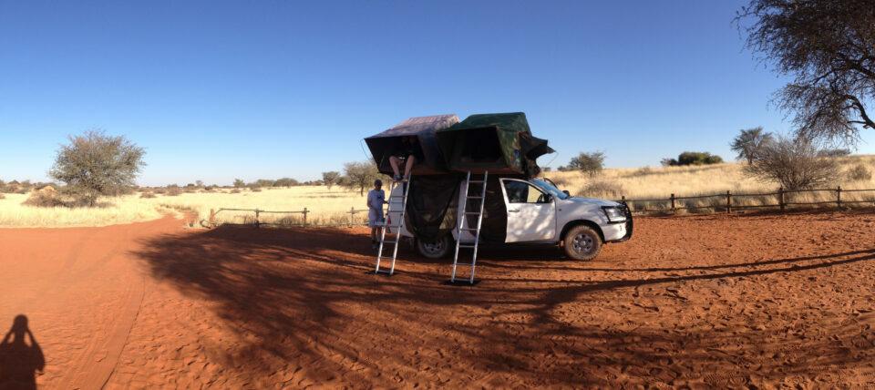Carnet de Voyage Namibie : 3 semaines 4×4 et camping