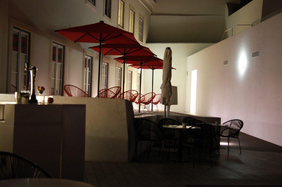 Un hôtel au coeur du quartier de l'Alfama
