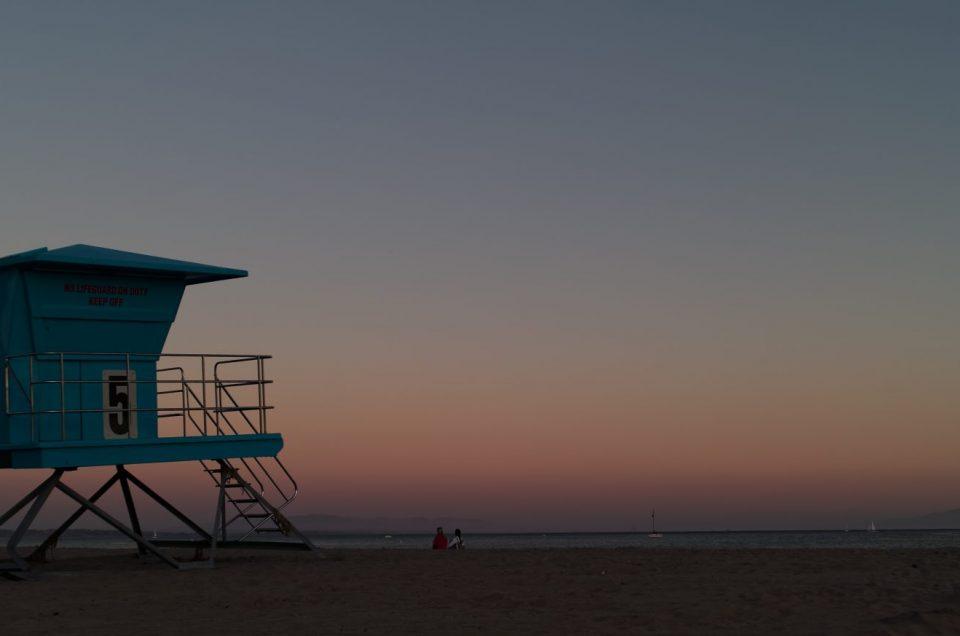 Santa Cruz, pays des surfeurs californiens