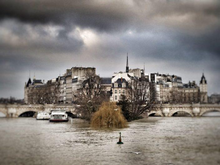 La crue Paris 2018