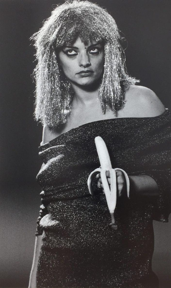 Nina Hagen- Photo P.Hamon