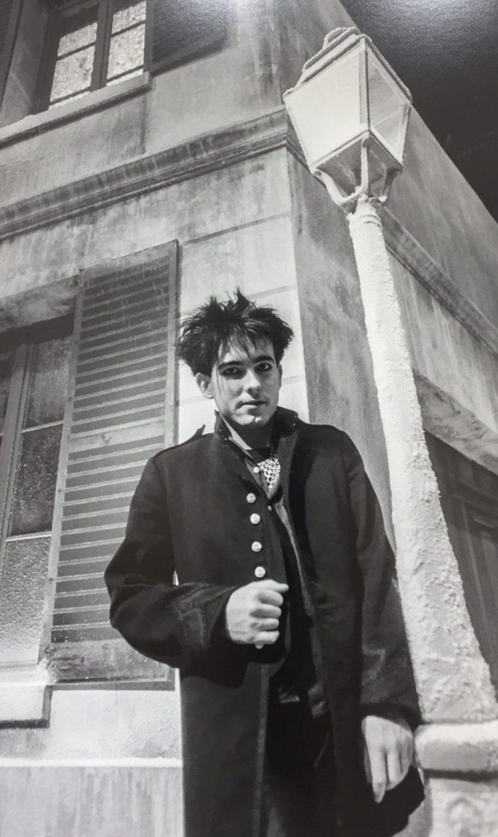 The Cure- Photo P.Hamon