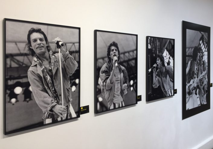 Mick Jagger - Rolling Stones - Photo P.Hamon