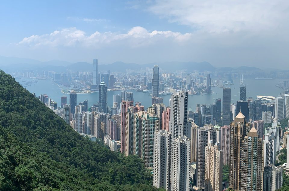 City-Break Hong Kong, entre buildings et verdure