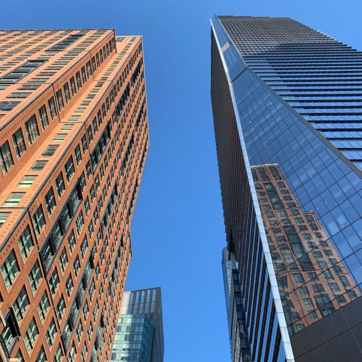 Buildings Hudson Yards