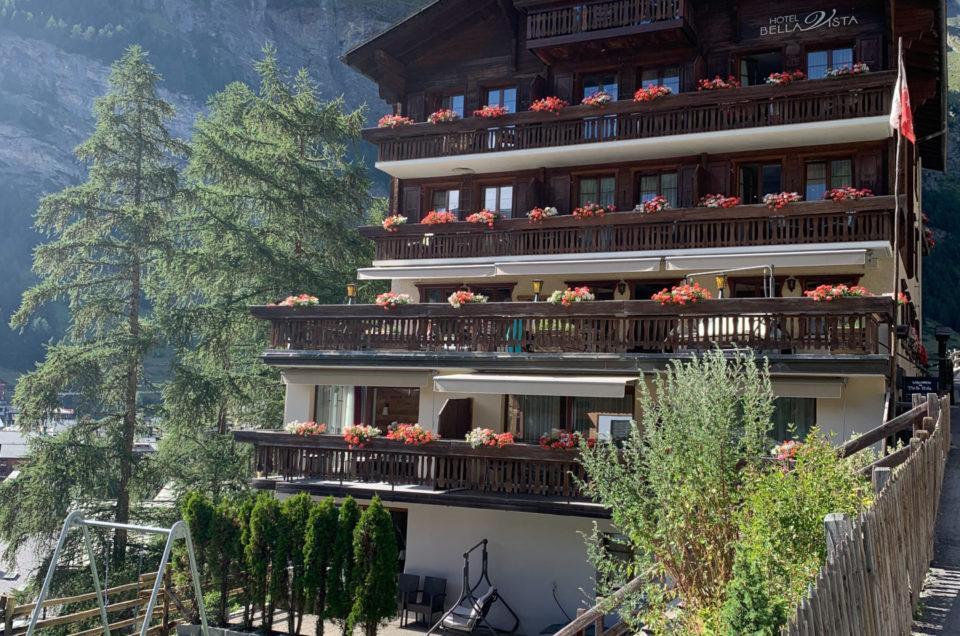 Road-trip Suisse 2020 : les hôtels typiquement suisse